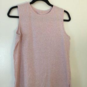Pink, lulu muscle tank
